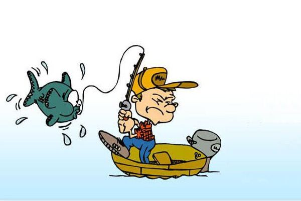 пословицы рыболова на